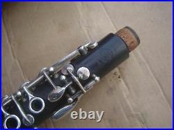 Selmer Depose Eb piccolo clarinet