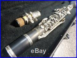 Selmer Resonite Eb Unibody Eb piccolo Soprano Clarinet Ser# 12277 USA