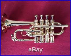 Selmer piccolo trumpet