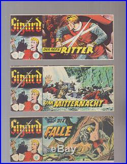 Sigurd 0,30 Nr. 1 87 komplett Original 1961 Lehning Verlag 2. Serie Piccolo Top