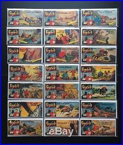 Sigurd Nr. 4-325 Piccolo Original Sammlung Konvolut Lehning 1953-60/2008