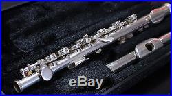 Silver Piccolo Gemeinhardt 4S (orig. Retail $1389 $2039)