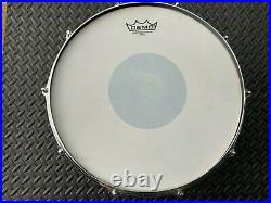 Slingerland 90's 14 X 7 Copper Snare Drum HSS Music YO Era Zoomatic