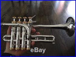 Stomvi Elite Professional Piccolo Trumpet