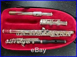 Student Flute & Piccolo Set