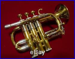 Super Rare Martin Small Trumpet 1958 Mint Piccolo trumpet best condition