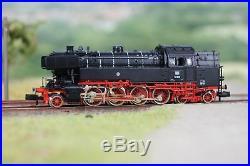 TOP Fleischmann Piccolo N 7065 Tenderlok BR 65 018 der DB Ep. III Dampflok