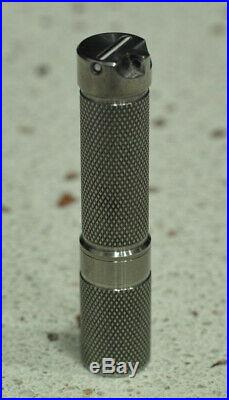 Tain Piccolo AAA Titanium Custom Flashlight