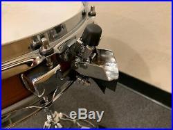 Tama 3.5x14 Piccolo Snare Drum in Amber Lacquer
