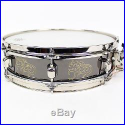 Tama KA154 4x15 Kenny Aronoff Trackmaster Super Piccolo Brass Snare Drum
