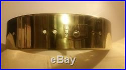 Tama PM323 Brass Piccolo Snare Drum Shell 3.25x14 Powermetal Artwood Vintage