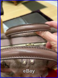 Tod's Fur D Bauletto Piccolo 40 Handbag Shoulder Bag