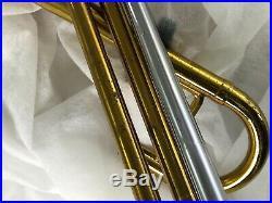 Trumpet Getzen slide trumpet or piccolo trombone, takes trumpet mouthpiece