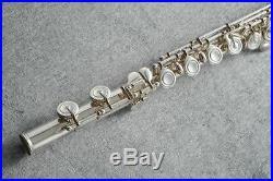 USED Altus Piccolo Flutes A1207E Silver Free shipping