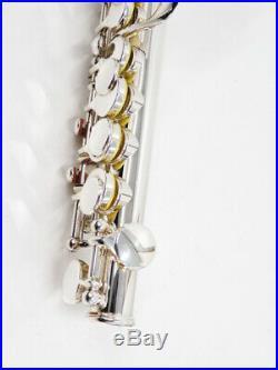 USED Flute SANKYO Piccolo P-201N b03g / h12AB Free shipping