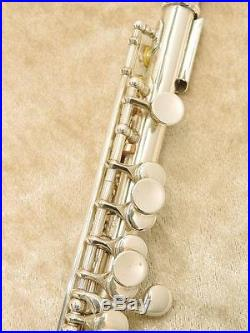 USED Haynes Handmede Piccolo total silver modern Haynes Flutes