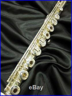 USED MURAMATUS Piccolo Flutes AD RHE Silver Free shipping