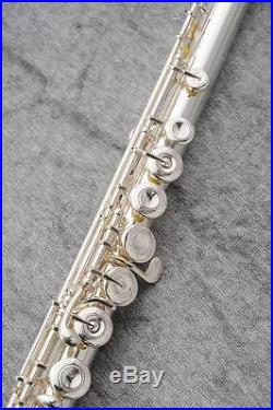 USED MURAMATUS Piccolo Flutes DS CCE Silver Free shipping