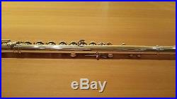 USED Pearl Piccolo Flutes F-9900REH Silver Free shipping