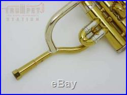 USED V. Bach Model 311 GL piccolo Trumpet Free shipping