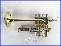 Used Fides FTR8090 Symphony Bb/A piccolo trumpet