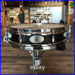 Used Pearl Piccolo Snare Drum 13x3
