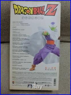 Used Real Action Heroes Piccolo Dragon Ball Z PVC Medicom Toy