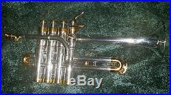 Used Schiller Piccolo Trumpet elite model