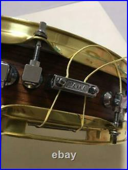 Used TAMA Piccolo Snare Rosewood 14×3.25 Size Very Rare O
