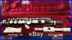 Used Yamaha Piccolo 32 Made In Japan Serial Number 01345a Tested