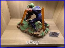 VKH Android 17 Vs Piccolo dragon ball z Resin Statue UK seller