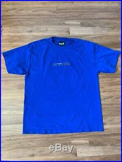VTG Dragonball Z DBZ Piccolo Blue Graphic T Shirt Size XL 90s RARE