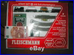 Vaporiera Start Set 9315 Fleischmann Piccolo Scala N Made In Germany