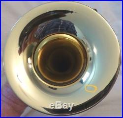 Vincent Bach Stradivarius PICCOLO Trumpet, Model 196, Bb&A Mouthpipes, Like New
