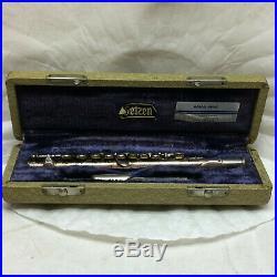Vintage Getzen Deluxe Piccolo Flute in Case Elkhorn Wisconsin