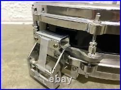 Vintage Pearl Maple Piccolo Snare Drum 14x3.5 8 Lug #SN292