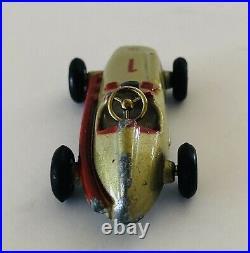 Vintage Schuco Piccolo 703 Mercedes In Original Bubble Case Western Germany 1960