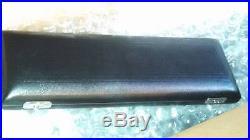 William S Haynes Grenadilla Wood Piccolo Silver Keys #40722