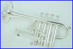 YAMAHA Custom Piccolo Trumpet