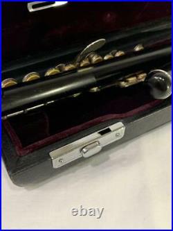 YAMAHA Piccolo YPC-81 with hard case Used Good