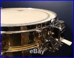 Yamaha Copper Piccolo Snare