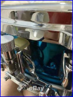 YAMAHA SD-435ADG David Garibaldi Brass Snare Drum 14x3.5 Made in Japan