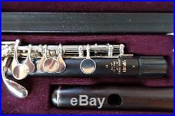 YAMAHA YPC-62 Piccolo Flöte Zustand wie NEU