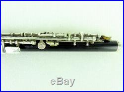YAMAHA YPC-62 Piccolo Made In Japan Professional Model Wood 1990's withcase Flute