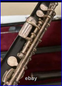 YAMAHA YPC-62 established in1887 Flute Case DHL fast Derivery