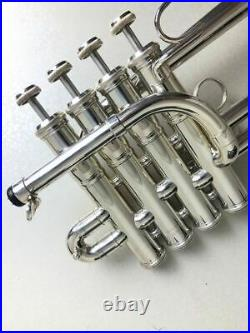 YAMAHA YTR-9835 Piccolo Trumpet B / A used in Japan