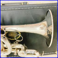 YTR-9820C Yamaha Piccolo Trumpet with Cor Shank made by Atelier Excellent ++++