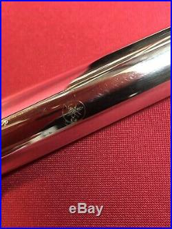 Yamaha 211 SII silver plated flute with hardcase piccolo made in Japan FREE POST