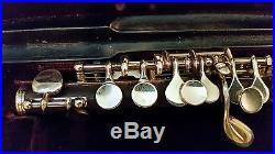 Yamaha 81 wood piccolo