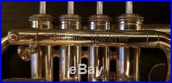 Yamaha Custom Bb 4 Valve Piccolo Trumpet